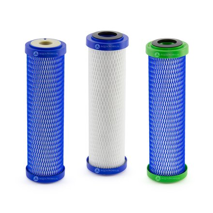 9 3/4 inch filter cartridges
